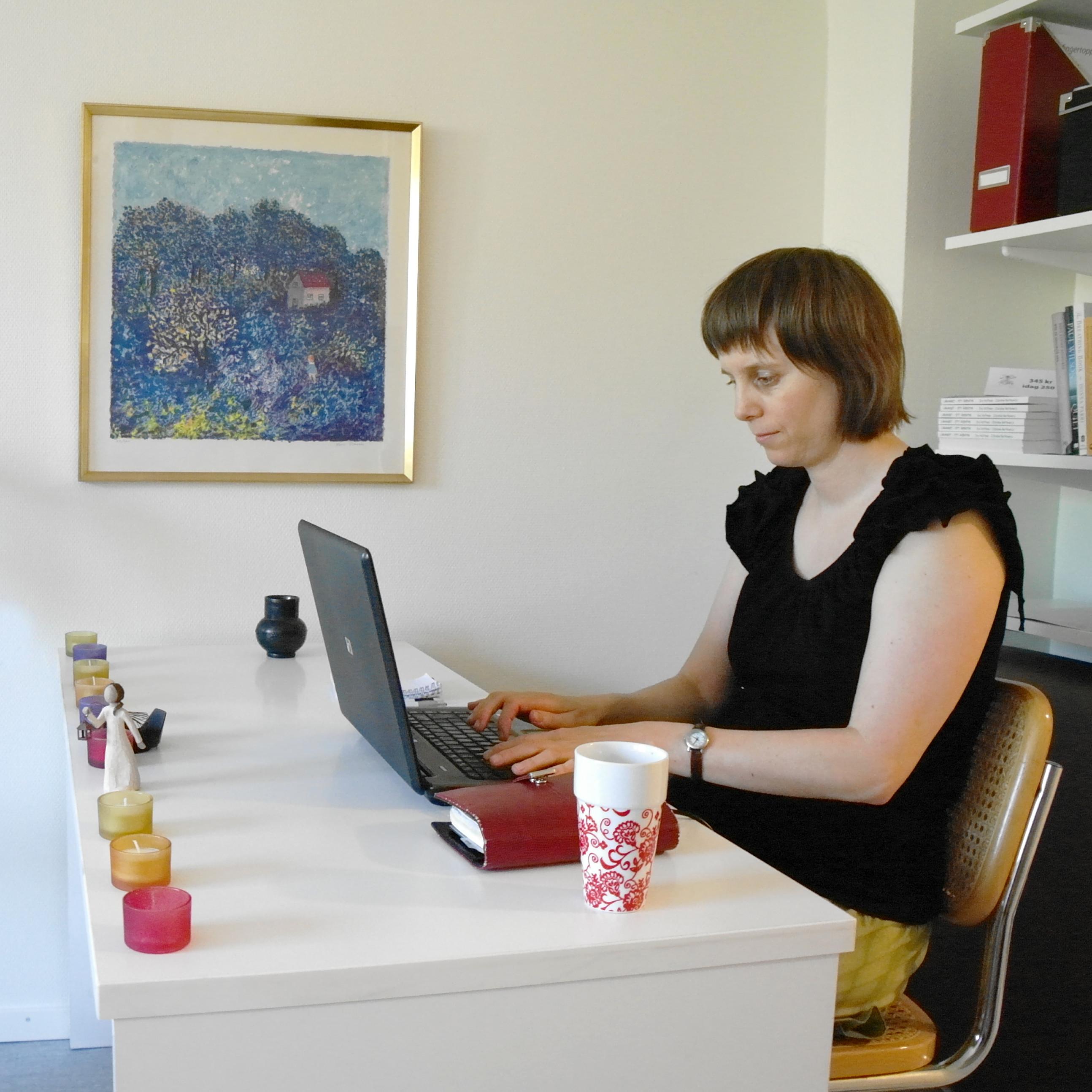 Hyr kontor Coworking space i centrala Umeå